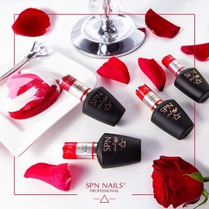 """💞Happy Valentine's Day💞  Regardless of how you plan to spend this day today, VALENTINE'S 👩❤️👨 with SPN Nails Red must be a success!  ❤ We are very curious what colour from our offer you have chosen for today. Did you choose the classics and our bestsellers: """"741 Grey's Room"""", """"666 Sylvia"""", """"829 Come closer ..."""", """"902 Hot Chilli"""", or maybe you decided on a completely different shade? Let us know in the comment! ❤  ❤ And if you plan to shop on our site today, remember all Love Story Collection with 20% OFF* with Code: valentines20  https://projectnails.co.uk/172-love-story-collection  *on all orders over £30  #projectnailsuk #spnnails #valentinesday #valentinesnails #gelpolish #manicure"""