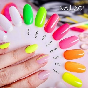 #neonnails 💖  Which is your favourite one❓ 🤔  Salon must have 🥰 https://projectnails.co.uk/182-neon-on-nailac  #nailac #projectnailsuk #neonnails #neonpink #neonpinknails #neonorangenails #neonrednails #neonyellownails #neongreennails #uknails