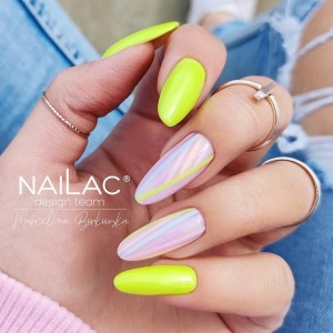 #neon and #pastels can and even have to go hand in hand, especially in such an amazing #nailset 😍  This combination will be loved by all fashion-conscious trendsetters and fans of nude shades.  All thanks to the combination of the #brightyellow shade of the #433 gel polish with the delicate pastels of #437 and #438 colours.  With accents of #babyblue 💙 #397, peach #133 and delicately lilac polish #249, this look is one of our favorites!   #nailac #projectnails #nailacuv #neon #neons #neonnails #pastelnails #pastelcolours #springnails #springvibes #trendynails #trendy #nails #nailsinspiration #nailsart #nailsofinstagram #nailsideas #nailsaddict #nailsaddicted #uknails