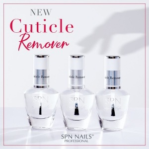 """NEW! ✨  Quick and easy preparation of nails for manicure treatments❓ Now it is possible!  We present the Cuticle Remover 🔥  A small drop of the preparation effectively softens the cuticles around the nail, making their removal comfortable, safe, and also extremely gentle on the natural nail plate.   Why do you need to have it in your Salon?   ✔️ Definitely speeds up your work  ✔️ Enables non-invasive removal of cuticles  ✔️ It works quickly and is extremely efficient - a small drop of the preparation after about 2 minutes softens the cuticles and allows you to remove them with a stick or pusher  ✔️It not only softens and moisturizes the cuticles, but also prevents them from growing onto the plate  ✔️It helps in the precise performance of treatments - it is indispensable for """"manicure under the cuticles"""".     Cuticle Remover can be found here: https://projectnails.co.uk/home/2229-spn-cuticle-remover-5902659323705.html"""