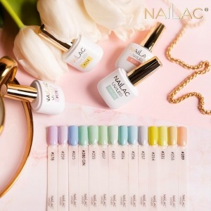 Get inspired 💡 by the NaiLac colours and create spring designs 🌸  https://projectnails.co.uk/97-hybrid-polish-nailac  #nailac #pastelnails #projectnailsuk #uknails #aprilnails #springnails #mynails #lovenails #nailsofinstagram #nailsoftheday #nailsnailsnails #nailsonfleek #nailhartattack n#gelpolishuk #gelmanicure #manicure #pastelmani